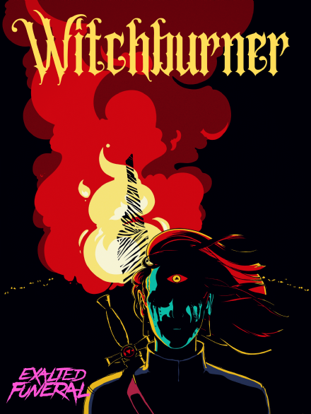 Witchburner (2nd Revised Edition)